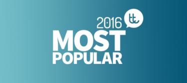 Nuestros post más populares del año 2016