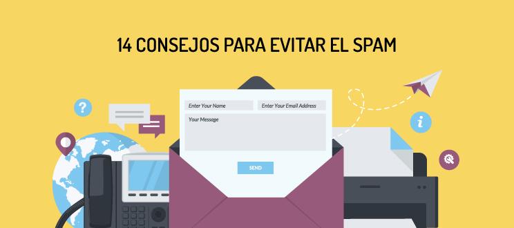 14 consejos para evitar que tu campaña termine como spam