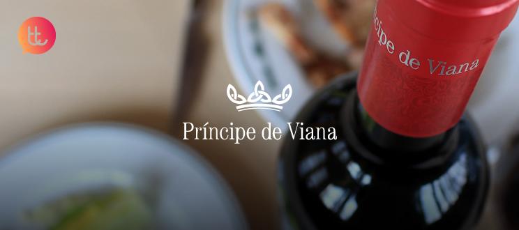 El rediseño del sitio web y tienda de Bodegas Príncipe de Viana