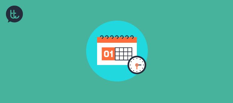Cómo crear un calendario de publicaciones en Redes Sociales