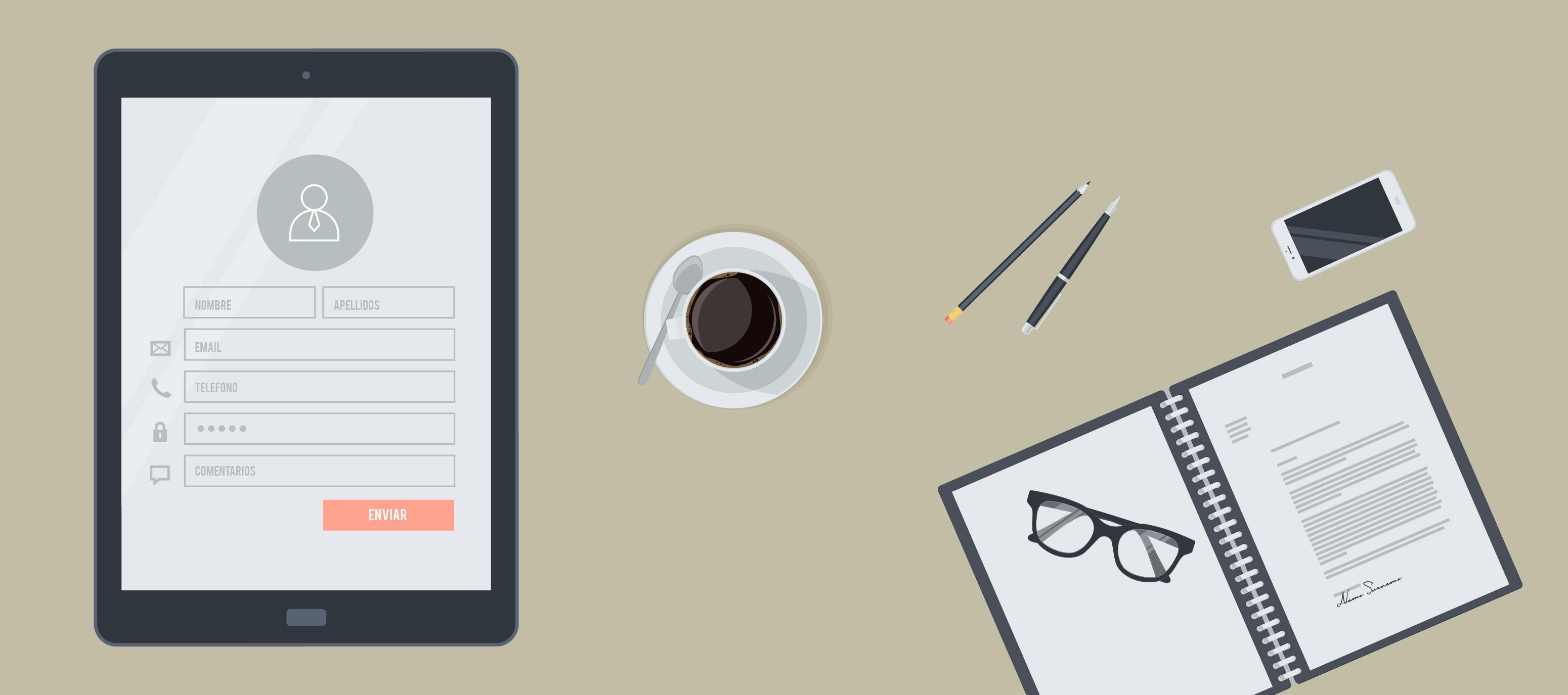 ¿Tu web utiliza formularios que incumplen la ley?