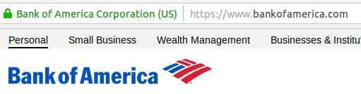 HTTPS: certificado que garantiza el dominio y la empresa propietaria