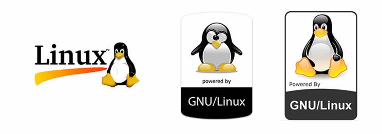 Logotipos de Linux