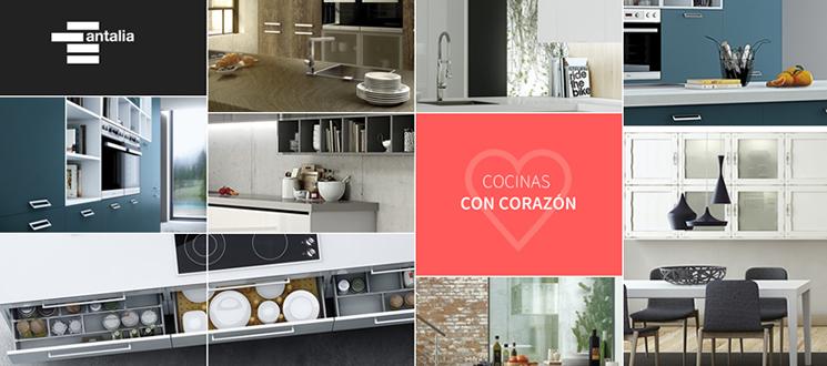 Publicaci n del redise o web de antalia cocinas - Antalia cocinas ...