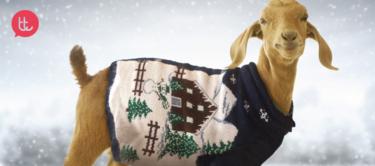 Navidad con mascotas: 7 campañas de publicidad memorables
