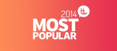Nuestras entradas más populares del año 2014