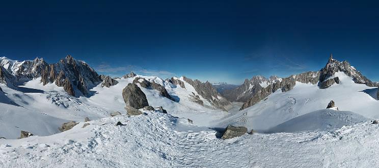 La foto panorámica más grande del mundo