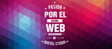 Pasión por el diseño web. Lo más destacado del mes de Diciembre