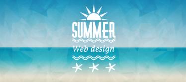 Pasión por el diseño web. Lo más destacado del verano