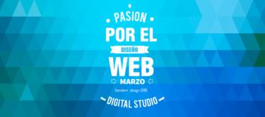 Pasión por el diseño web. Lo mejor del mes de Marzo