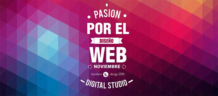 Pasión por el diseño web. Lo más destacado del mes de Noviembre