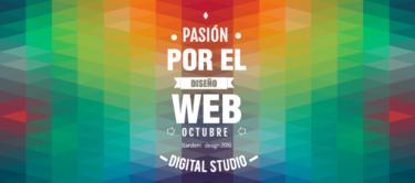 Pasión por el diseño web. Lo más destacado del mes de Octubre