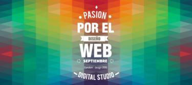 Pasión por el diseño web. Lo más destacado del mes de Septiembre