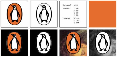 Penguin Book logo