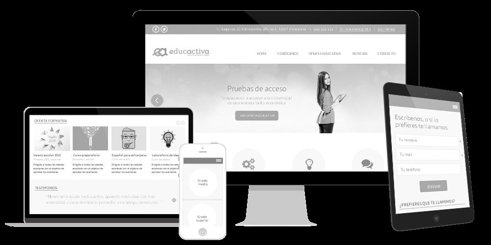 Wordpress en Pamplona, expertos en WordPress