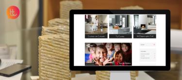 Antalia cocinas, premio a la mejor web y servicios online