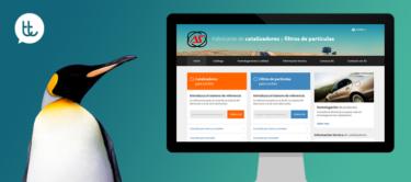Nuevo sitio web de AS S.L.U.: donde los clientes realmente importan