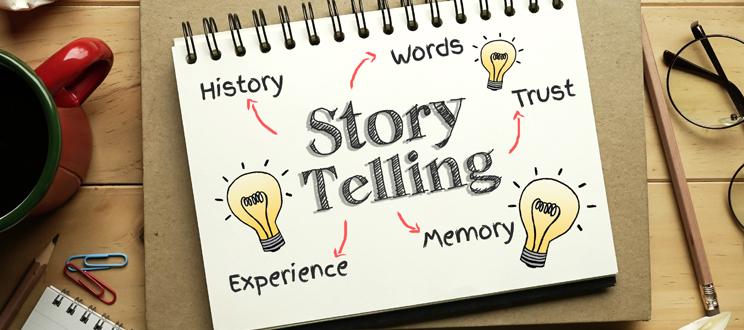 Resultado de imagen de storytelling